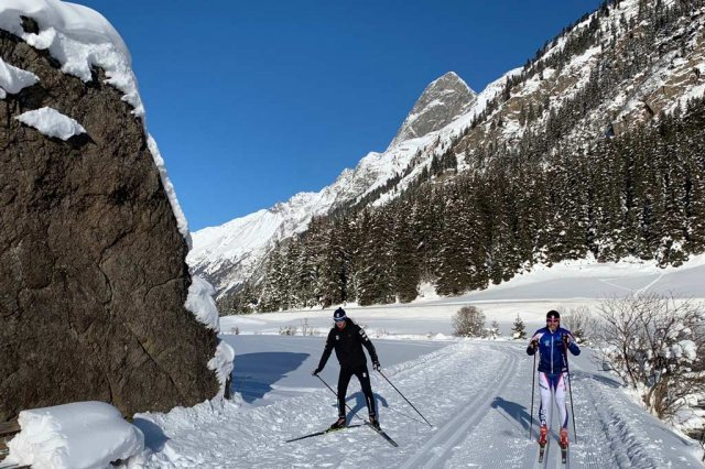 Hotel Seppl | Cross-country skiing in Pitztal